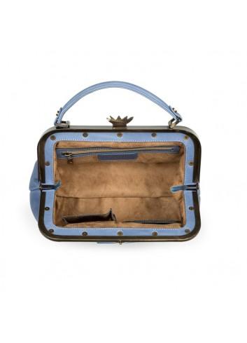 Geometric backpack (beige)